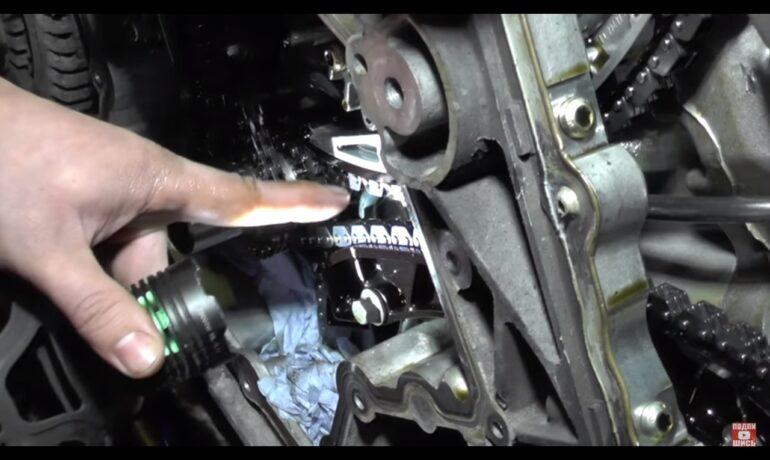Неисправность цепей ГРМ на двигателях 5.0 SC и 5.0 NA - Range Rover   Часть 1 из 3