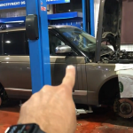 Рендж Ровер 2014 года с бензиновым двигателем. Что с ним может быть не так?