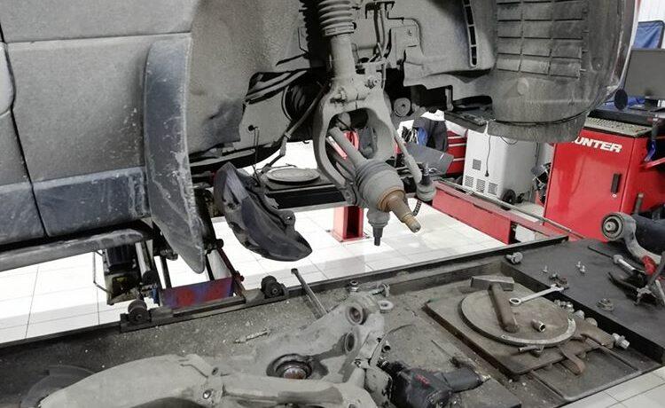 Range Rover L405 гул при движении