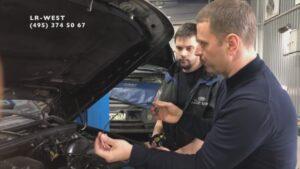 Неисправности адаптивной динамической системы | Ремонт проводки Range Rover
