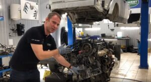 Замена ремня ГРМ на Discovery 3/4, Range Rover и RR Sport. Двигатель 3.0 TD