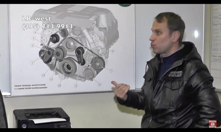 Неисправность цепей ГРМ на двигателях 5.0 SC и 5.0 NA - Range Rover   Часть 3 из 3