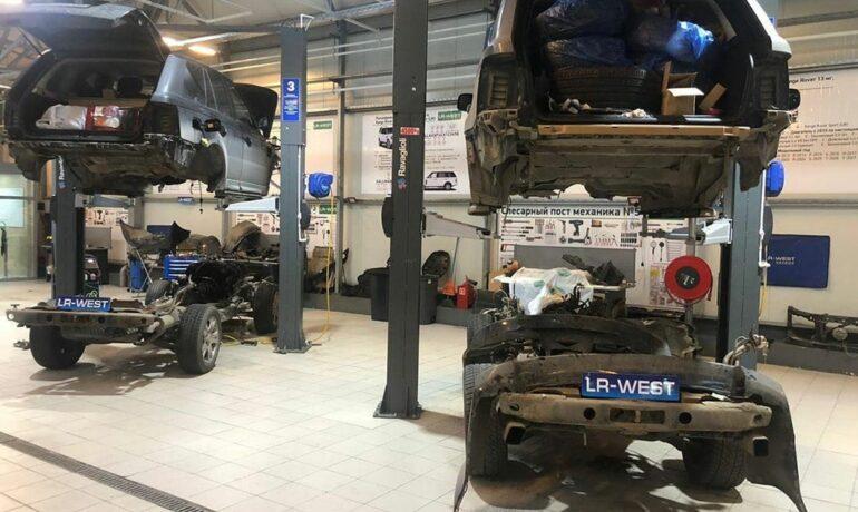 Мы очень любим демонтировать кузова от рам - неееет...