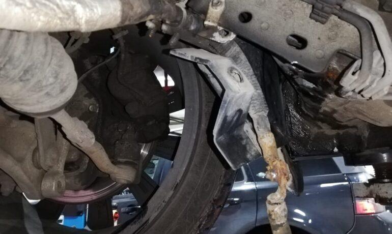 Jaguar XF - не запускается двигатель