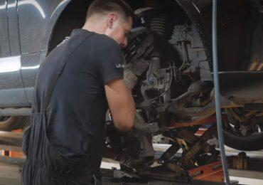 Проблемы Range Rover - гул подшипника и ремонт ходовой
