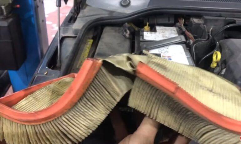 Конец турбине Range Rover Sport 3.6 TDV8 | Вода и Фильтр